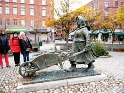 Bra fnask stor i Malmö